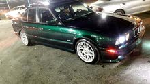 Green BMW 525 1995 for sale