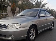 Kia Spectra 2002 For sale - Silver color