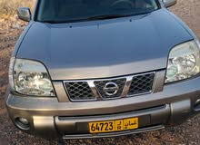 Grey Nissan X-Trail 2004 for sale