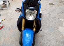 Honda motorbike made in 2016