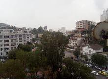 للبيع شقة F2 شارع بن بولعيد سنكلو عنابة