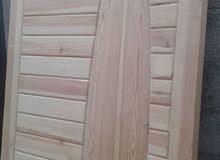 باب رائسي لوح بينو درجة اولي عرض1.13 والارتفاع 2.08