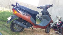 Used Vespa motorbike available in Tripoli