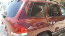 Automatic Red Hyundai 2005 for sale