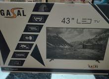 """شاشة غزال صناعة اردنية 43"""" فقط ب 147"""