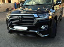 For rent 2017 Black Land Cruiser