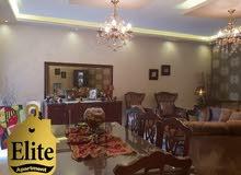 شقه شبه طابق ارضي للبيع في الاردن - عمان - مرج الحمام بمساحه 148م