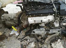اللبيع جميع انواع المحركات مع ضمان المحرك ومع خدمة نقل السياره