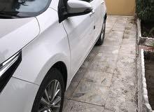 For sale 2015 White Corolla