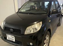 Automatic Black Daihatsu 2008 for sale
