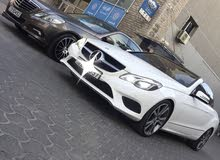 Automatic White Mercedes Benz 2016 for rent