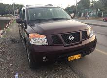 0 km mileage Nissan Armada for sale