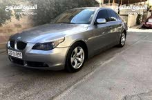 Automatic Grey BMW 2005 for sale