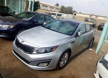 kia optima 2014 silver full option good condition