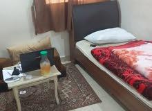 غرفة عزاب مفروشة في النسيم للايجار