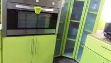 المطبخ للبيع بدون اجهزه ب2000 ومع الاجهزه 3000