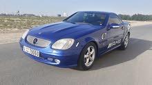 2004 Mercedes Slk 320 Full options low mileage