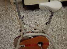 دراجه للتمارين الرياضيه