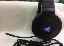 Razer Kraken 7.1 Chroma Sound USB Gaming Headset - 7.1 Surround Sound