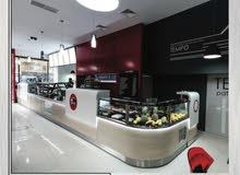 تجهيز المطاعم والمطابخ والسوبر ماركت والفنادق