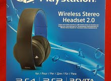 PS4 Wirless Headset for sale