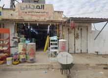 محل انشائه  /  الموقع : المعقل(سوق حطين)  مكان تجاري وعليه رجل