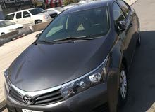 Toyota Corolla 2016 For sale - Grey color