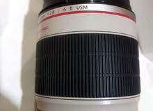 canon 70-200mm f2.8 is ii lens