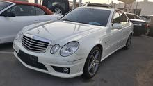 2008 Mercedes E63 AMG clean car from Japan