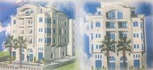 للايجار عمارة 5 طوابق + تسوية مساحة 2250متر في البالوع - البيرة
