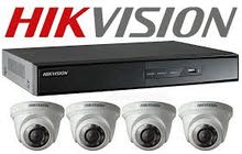 نظام مراقبة 8 كاميرات hikvision