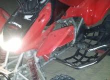 Honda  trx450 2008