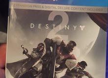 destiny 2 .. deluxe edition .. لعبة مع كل الاضافات مجانية !