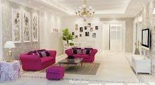 فنيين خبرة ت غسيل و تنظيف وتجديد صالونات وجلسات  وكراسي وستارات منازل في عين المكان
