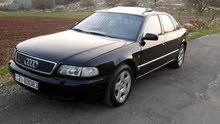 Used condition Audi A8 1997 with 150,000 - 159,999 km mileage