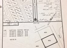 ارض سكني للبيع في المعبيلة الجنوبية الثامنه