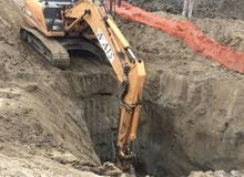 Construction and Excavation and demolition   حفر قواعد