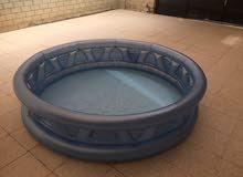 حوض بلاستيك سباحة 188 سم في 46 سم