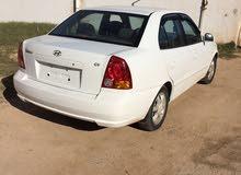 Gasoline Fuel/Power   Hyundai Verna 2004