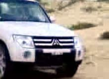 For sale 2008 White Pajero