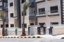 للايجار شقة في مرج الحمام  3 غرف وصالة وصالون و3 حمامات  مساحته 132 متر