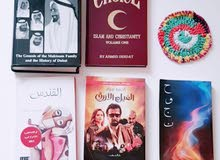 كتب /قصص بحالة ممتازه لمحبي القراءة والتٽقف