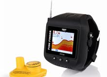 Sonar Fish Finder Wireless Fishfinder كاشف الأسماك سونار