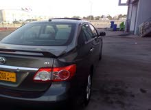 Grey Toyota Corolla 2013 for sale