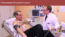دورة التشخيص علي جهاز الترا ساوند للباطنة