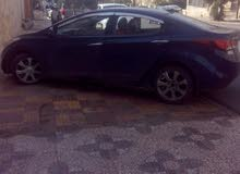 Automatic Blue Hyundai 2011 for sale