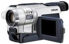 البحث عن كاميرا فيديو نوع سوني هاندي كام نفس اللي في الصورة