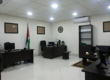 مكتب مفروش في رام الله