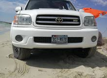Toyota Sequoia 2004 For sale - White color