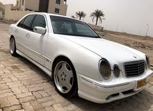 مرسدس 2001 AMG